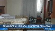 Melihat Kamar Pemondokan Jemaah Calhaj Indonesia di Madinah