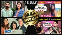 Priyanka WISHES Mother In Law, Katrina In Beachwear, Kangana Banned By MEDIA Club | Top 10 News