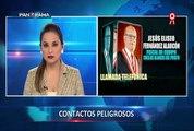 EXCLUSIVO | Fiscal de Equipo Especial Cuellos Blancos es mencionado en audio de Hinostroza