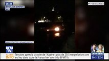 À Bordeaux, le feu d'artifice interrompu après un incendie de la barge pyrotechnique