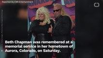Beth Chapman Honored In Livestreamed Memorial Service In Colorado