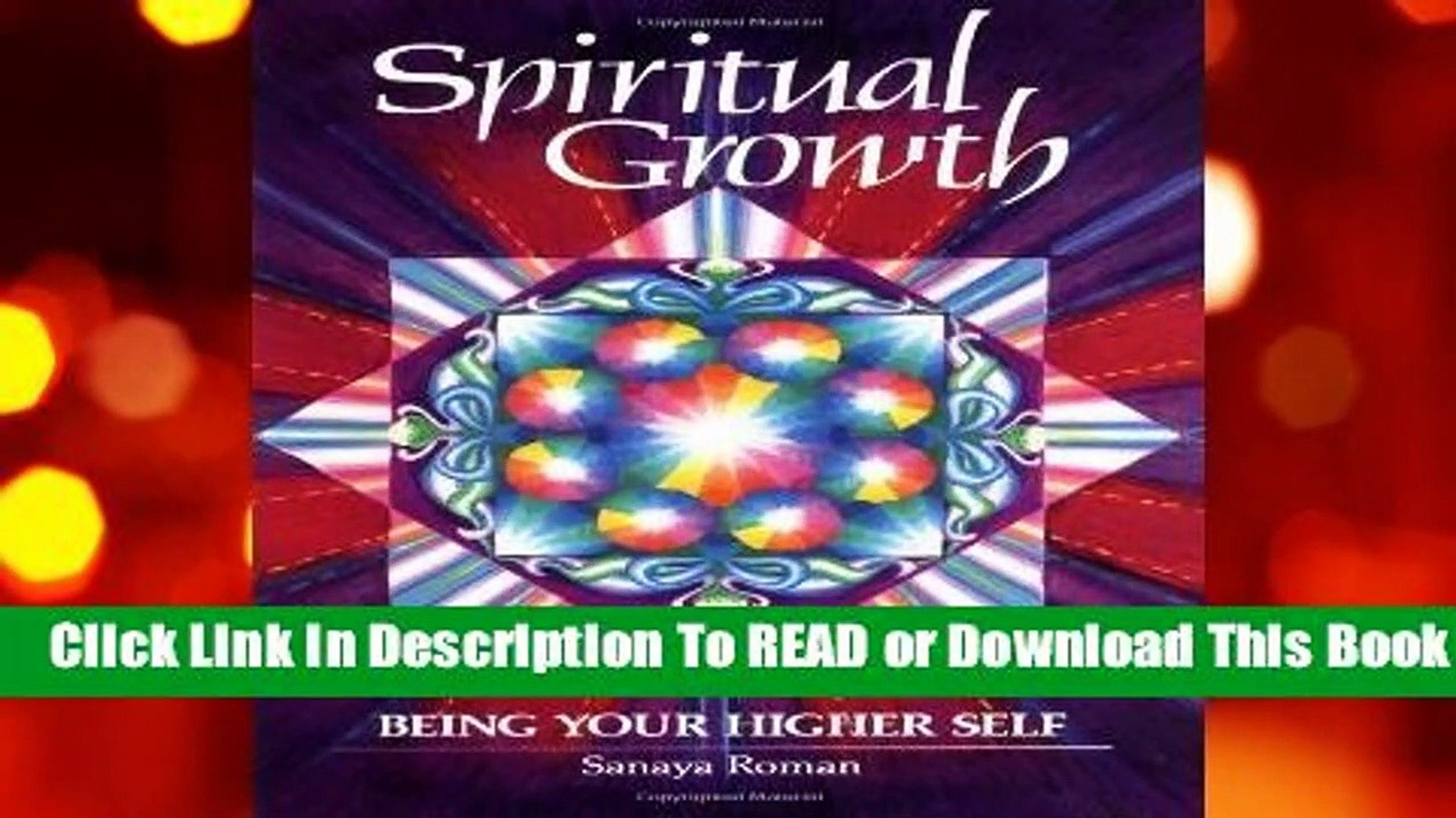 Online Spiritual Growth: Being Your Higher Self (Earth life)  For Full