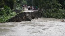 Torrential monsoon rains cause over 70 deaths in Bangladesh, India and Nepal