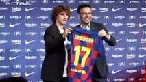 Antoine Griezmann ya es, por fin, jugador del Barça