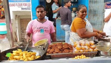 Punukulu | Bezawada Emotion | Indian Street Food