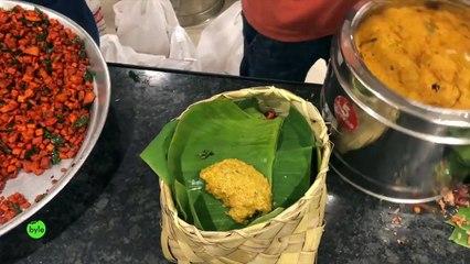 World Famous SUBBAYA HOTEL in Hyderabad | Meals on Banana Leaf | Best Veg Food