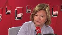 """Nathalie Loiseau : """"Je souhaite que le Royaume-Uni reste dans l'Union européenne. Tout ce qu'on ferait d'autre, ce serait moins bien. Mais c'est aux Britanniques de le décider."""""""