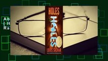 About For Books  Holes (Holes #1)  Best Sellers Rank : #3