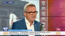 """""""Marseille c'est la France, ce n'est pas l'Algérie."""" Stéphane Ravier (RN) réagit aux débordements après la victoire de l'Algérie"""