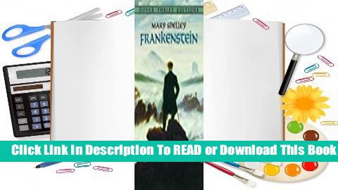 Full E-book Frankenstein  For Trial