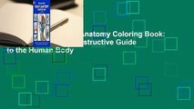 Full E-book  Human Anatomy Coloring Book: an Entertaining and Instructive Guide to the Human Body