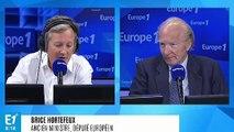"""Brice Hortefeux sur les affaires Rugy : """"Le vrai sujet, c'est l'échec de la politique d'Emmanuel Macron"""""""