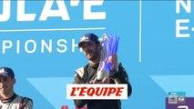 Vergne remporte son deuxième titre de champion du monde d'affilée - Auto - Formule E