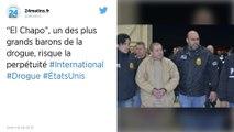 États-Unis : La condamnation à perpétuité du narcotrafiquant El Chapo est attendue mercredi