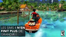 Les Sims 4 : une mise-à-jour monstrueuse