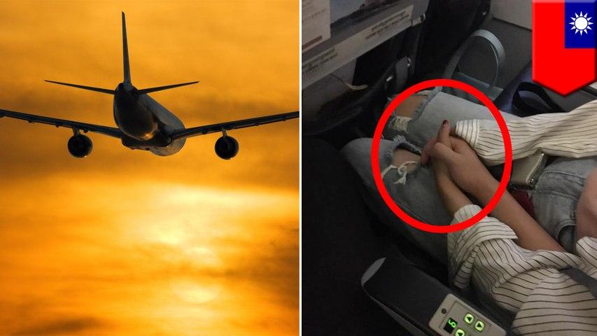 Pria dan gadis ini berpacaran setelah berpegangan tangan di pesawat - TomoNews