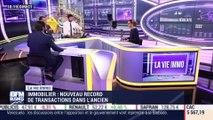 Marie Coeurderoy: Nouveau record de transactions dans l'immobilier ancien - 15/07