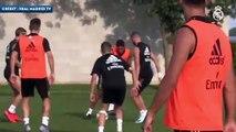 Takefusa Kubo impressionne à l'entraînement du Real Madrid