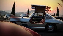 Bangkok Classic Car Ride