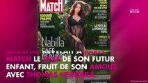 Nabilla enceinte : la future maman anxieuse avant son accouchement, elle se confie