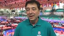 Rencontre avec Claude Raeckelboom, arbitre français international