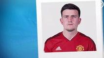 OFFICIEL : Harry Maguire signe à Manchester United