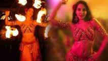 Nora Fatehi's Batla House song O Saki Saki breaks Internet; Check Out Here   FilmiBeat
