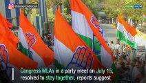 Karnataka political crisis : Floor test on July 18
