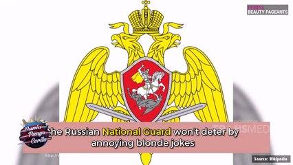 DUNIA PUNYA CERITA -_Kontes Kecantikan Tentara Rusia