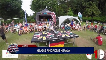 DUNIA PUNYA CERITA_- Headis Pingpong Kepala