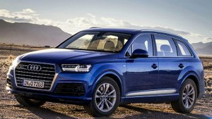 "Audi Q7 - in ""The Land of the Quattro"""