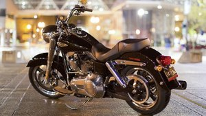 Harley-Davidson Trio