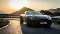The Aston Martin DB11 now has a V8 AMG engine