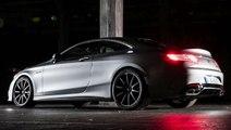 Mercedes S63 AMG Coupé