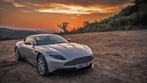 Aston Martin DB11 - The first turbocharged Aston Martin