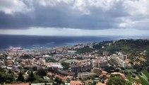 Découvrez les images très impressionnantes de trombes marines observées ce matin à Bastia et à Antibes