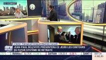 Retraites: Jean-Paul Delevoye tire son épingle du jeu - 15/07