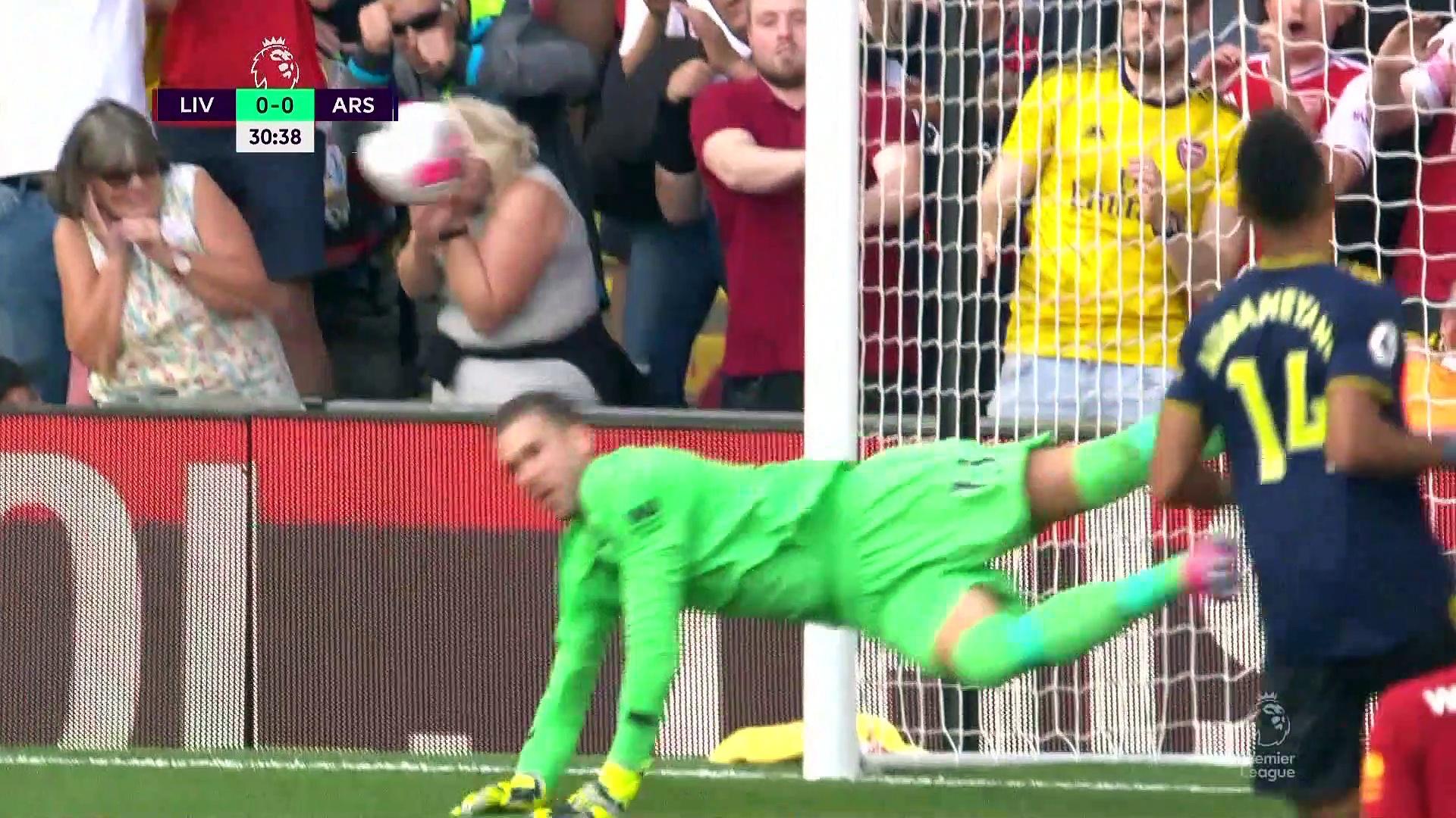 3. Hafta / Liverpool - Arsenal: 3-1 (Özet)