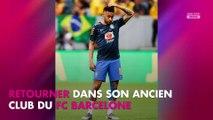 PSG : Neymar prêt à claquer la porte du club pour rejoindre le Barça ?
