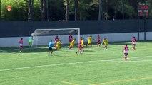 U17 - J1 : AS Monaco 1-2 Rodez AF