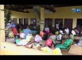 RTG - Don d'un depôt pharmaceutique à Dienga par un fils de la contrée