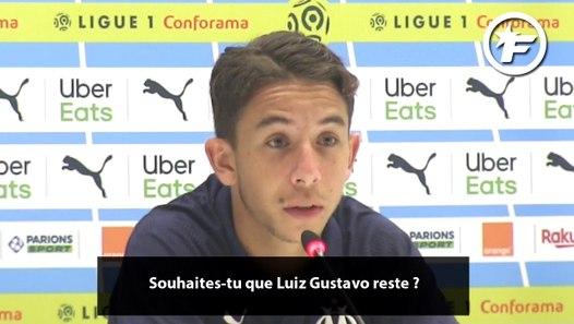 OM : Maxime Lopez se confie sur le profil de Valentin Rongier