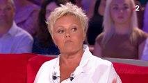 VIDEO. Muriel Robin engagée contre les violences faites aux femmes : sa question cash à Emmanuel Macron