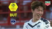 But Ui-Jo HWANG (11ème) / Dijon FCO - Girondins de Bordeaux - (0-2) - (DFCO-GdB) / 2019-20
