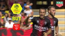 But Romain PHILIPPOTEAUX (70ème) / AS Monaco - Nîmes Olympique - (2-2) - (ASM-NIMES) / 2019-20