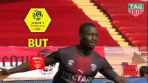But Kévin DENKEY (82ème) / AS Monaco - Nîmes Olympique - (2-2) - (ASM-NIMES) / 2019-20