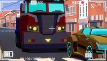 Transformers Cyberverse - Saison 2, Episode 1 La mer de tranquilité