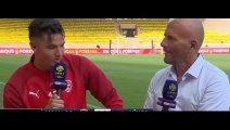 Ferhat :« Content de mes deux premières passes en Ligue 1»