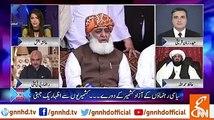 Imran Khan Involved With Modi Planning Against Kashmir And Changing Article 370 - Hafiz Hamdullah