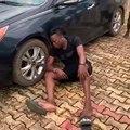 Nigéria: Un homme aboie comme un chien après un sort